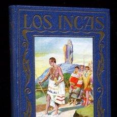 Libros de segunda mano: EL IMPERIDO DE LOS INCAS - CICLO HISTORICO EXPLICADO A LOS NIÑOS - ILUSTRADO -. Lote 72398123