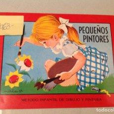 Libros de segunda mano: PAQUEÑOS PINTORES TORAY . Nº 5 . Lote 72706303