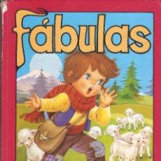 Libros de segunda mano: FÁBULAS - TOMO 2 - EDICIONES GARZA, 1ª EDICIÓN, 1983.. Lote 72751655