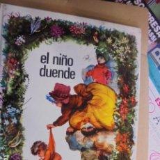 Libros de segunda mano: LAGERLOF / EL NIÑO DUENDE - ESMERALDA Nº 11 - SUSAETA 1970 - SAEZ - SIN USAR JAMAS. Lote 72830667