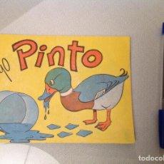 Libros de segunda mano: YO PINTO , . Lote 72921799
