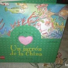 Libros de segunda mano: UN JARRON DE LA CHINA,. Lote 73551343