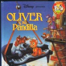 Libros de segunda mano: OLIVER Y SU PANDILL DISNEY EDITORES SALVAT 44 PAGINAS AÑO 2000 MD448. Lote 73668963