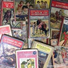 Libros de segunda mano: 14 CUENTOS ILUSTRADOS: BIBLIOTECA PARA NIÑOS (ED RAMÓN SOPENA). Lote 74288719