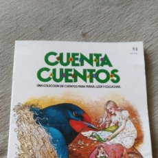 Libros de segunda mano: CUENTA CUENTOS. Nº 51. SALVAT 1986. Lote 75112043