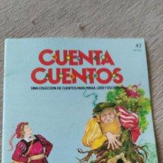Libros de segunda mano: CUENTA CUENTOS. Nº 42. SALVAT 1986. Lote 75112123