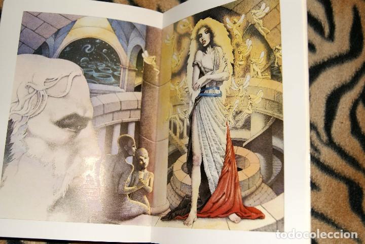 Libros de segunda mano: La ciutat submergida Josep Franco ilustraciones Enric Solbes - Foto 2 - 75508215