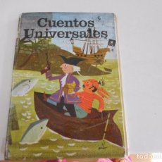 Libros de segunda mano: CUENTOS UNIVERSALES. Lote 76600579
