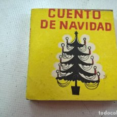 Libros de segunda mano: CUENTO DE NAVIDAD-.LIBROS PEQUEÑINES-.EDITORIAL JUVENTUD-PRIMERA EDICION AÑO 1954-N. Lote 76894743