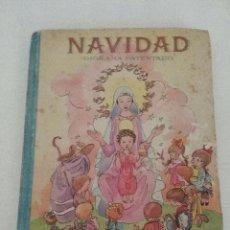 Libros de segunda mano: POP UP NAVIDAD DIORAMA TROQUELADO CARRUSEL TEATRILLO COMPLETO. Lote 92935868