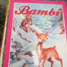 Libros de segunda mano: BAMBI SUSAETA. Lote 77355945