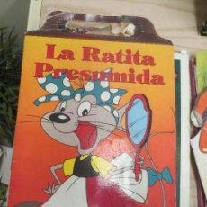 Libros de segunda mano: LA RATITA PRESUMIDA. Lote 77356729