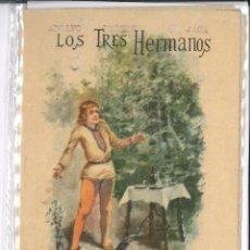 Libros de segunda mano: LOS TRES HERMANOS SATURNINO CALLEJA . Lote 77581709