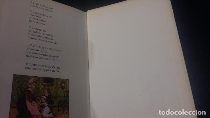 Libros de segunda mano: una dola tela catola / el libro del folklore infantil / Carmen bravo villasante - Foto 6 - 78241773