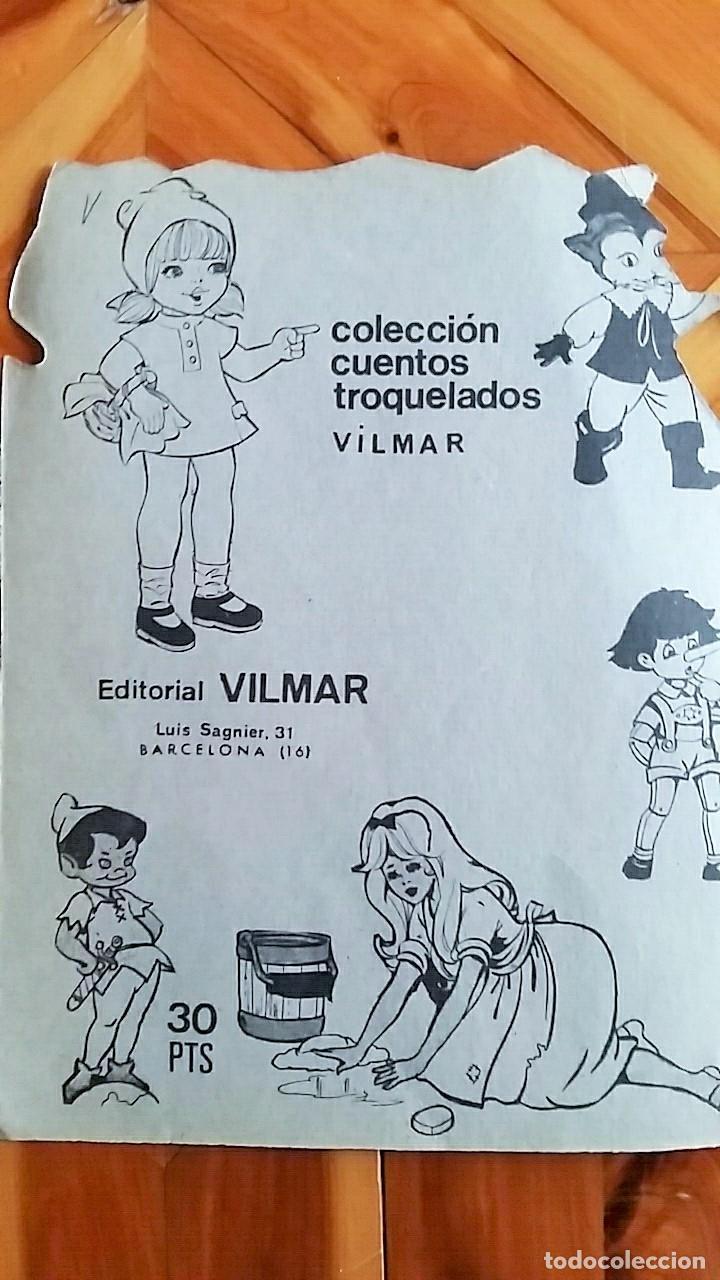 Libros de segunda mano: CUENTO TROQUELADO EL LIBRO DE LA SELVA. EDIT VILMAR AÑOS 80 - Foto 2 - 78312777