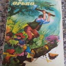 Libros de segunda mano: CUENTO OFERO CONDESA DE SEGUR ILUSTRA FERNANDO SAEZ ED. SUSAETA 1974. PASTA DURA SIN NUMERAR . Lote 78939261