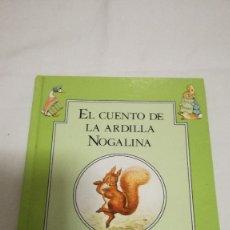 Libros de segunda mano: 2-EL CUENTO DE LA ARDILLA NOGALINA-BEATRIX POTTER. Lote 79252865