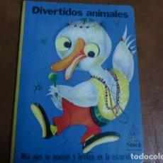 Libros de segunda mano: CUENTO DIVERTIDOS ANIMALES CON OJOS QUE SE MUEVEN Y BRILLAN EN LA OSCURIDAD. Lote 79879593