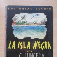 Livros em segunda mão: LA ISLA NEGRA, DE J. G. JUNCEDA. Lote 79935769