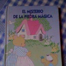 Libros de segunda mano: EL MISTERIO DE LA PIEDRA MÁGICA LIBRO INFANTIL JUVENIL CUENTO COLECCIÓN. Lote 80523377
