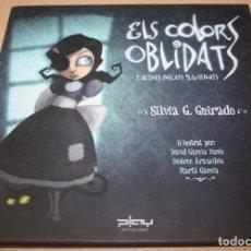 Libros de segunda mano: ELS COLORS OBLIDATS - SILVIA G. GUIRADO - EN CATALÁN. Lote 80643966