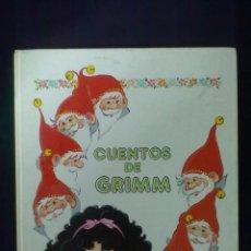 Libros de segunda mano: SUSAETA CUENTOS DE GRIMM ILUSTRACIONES MARIA PASCUAL. Lote 80722470