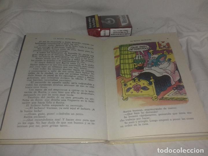 Libros de segunda mano: LA RATITA PRESUMIDA-COLECCION DIN-DAN-BRUGUERA 1973 - Foto 2 - 81238472