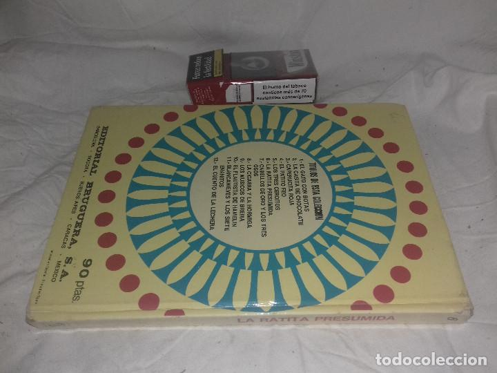 Libros de segunda mano: LA RATITA PRESUMIDA-COLECCION DIN-DAN-BRUGUERA 1973 - Foto 3 - 81238472