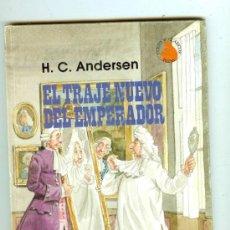 Libros de segunda mano: H C ANDERSEN C62 EL TRAJE NUEVO DEL EMPERADOR EDICIONES PLESA TAPA DURA. Lote 81276316