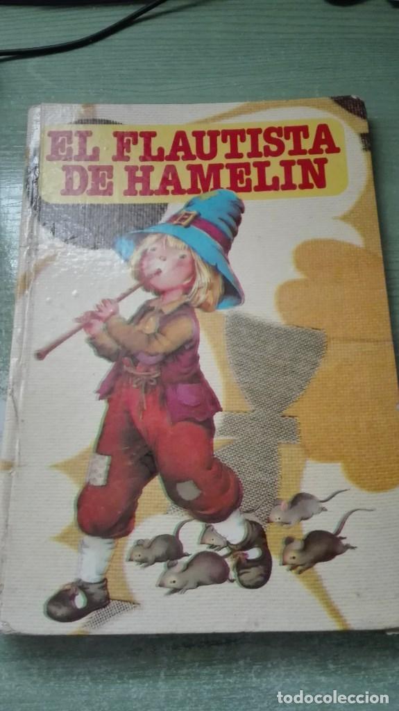 BONITO LIBRO DE LA COLECCION BUENOS DIAS DEL FLAUTISTA DE HAMELIN AÑO 1978 (Libros de Segunda Mano - Literatura Infantil y Juvenil - Cuentos)