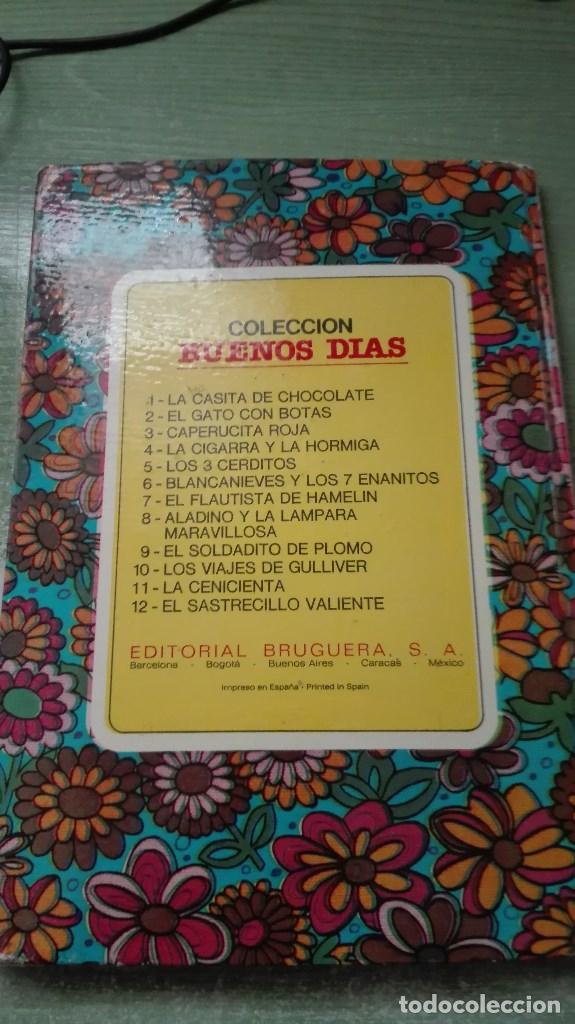 Libros de segunda mano: BONITO LIBRO DE LA COLECCION BUENOS DIAS DEL FLAUTISTA DE HAMELIN AÑO 1978 - Foto 2 - 82263104