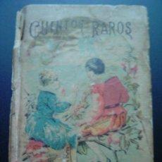 Libros de segunda mano: PEQUEÑO LIBRO DE CUENTOS RAROS DE S.CALLEJA ORIGINAL. Lote 82499844