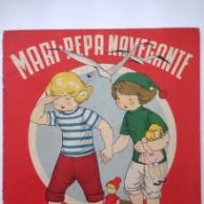 Libros de segunda mano: MARI PEPA NAVEGANTE. Lote 82625515
