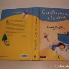Libros de segunda mano: ENID BLYTON. CUENTOS PARA IRSE A LA CAMA. RMT79773. . Lote 82631556
