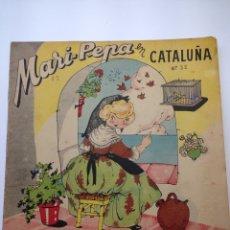 Libros de segunda mano: MARI PEPA EN CATALUÑA EMILIA COTARELO MARIA CLARET. Lote 82638218