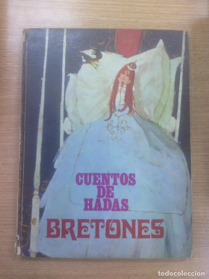 CUENTOS DE HADAS BRETONES (EDITORIAL MOLINO) (Libros de Segunda Mano - Literatura Infantil y Juvenil - Cuentos)