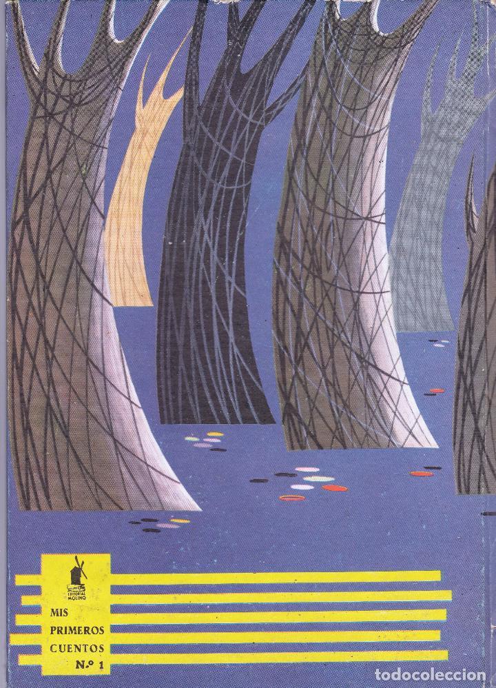 Libros de segunda mano: CAPERUCITA ROJA. CHARLES PERRAULT. ILUSTRACIONES DE PABLO RAMIREZ. EDITORIAL MOLINO - Foto 2 - 83557240