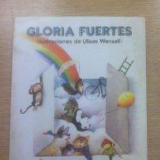 Libros de segunda mano: EL LIBRO LOCO DE TODO UN POCO (GLORIA FUERTES) (EDITORIAL ESCUELA ESPAÑOLA). Lote 83563420