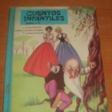 Libros de segunda mano: CUENTOS INFANTILES. VOLUMEN 6. EDITORIAL VASCO AMERICANA. AÑO 1974.. Lote 83740840