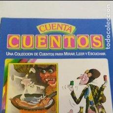 Libros de segunda mano: CUENTA CUENTOS - SALVAT - 15. Lote 83875244