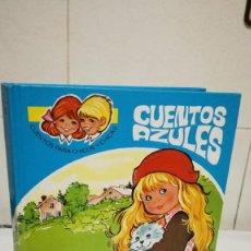 Libros de segunda mano: 61-CUENTOS AZULES, TOMO X, MARIA PASCUAL, 1987. Lote 83921224