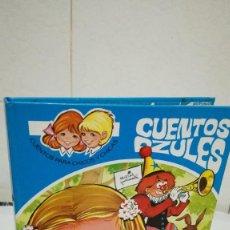 Libros de segunda mano: 60-CUENTOS AZULES ,TOMO II, MARIA PASCUAL, 1987. Lote 104323434