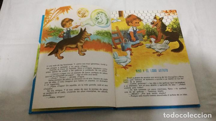 Libros de segunda mano: 60-CUENTOS AZULES ,tomo II, Maria Pascual, 1987 - Foto 3 - 104323434