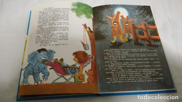 Libros de segunda mano: 60-CUENTOS AZULES ,tomo II, Maria Pascual, 1987 - Foto 4 - 104323434