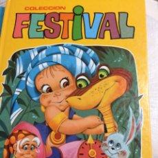 Libros de segunda mano: COLECCIÓN FESTIVAL. 1 EDICIÓN 1983. Lote 83995512