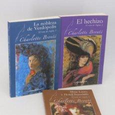 Libros de segunda mano: EL REINO DE ANGRIA 1, 2 Y 3 (CHARLOTTE BRONTË) IMAGICA 2007 OFRT. Lote 86492402