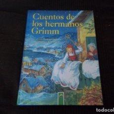 PRECIOSO TOMO CUENTOS DE LOS HERMANOS GRIMM CON ILUSTRACIONES DE DAGMAR KAMMERER