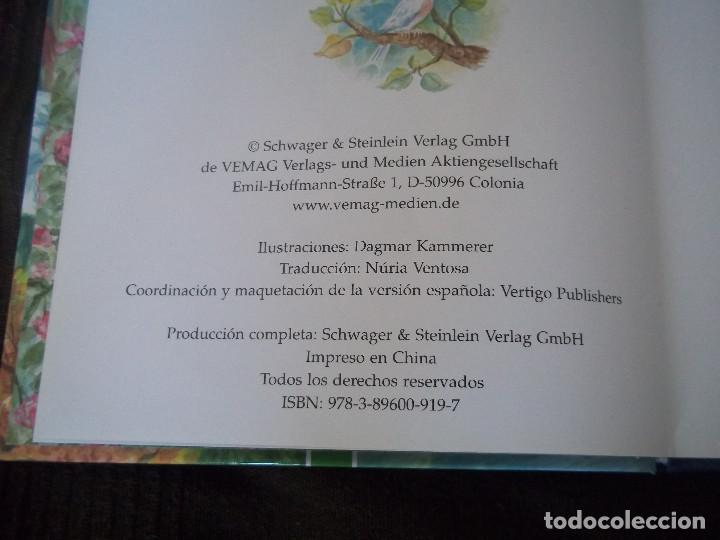 Libros de segunda mano: PRECIOSO TOMO CUENTOS DE LOS HERMANOS GRIMM CON ILUSTRACIONES DE DAGMAR KAMMERER - Foto 4 - 84535532