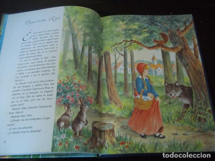 Libros de segunda mano: PRECIOSO TOMO CUENTOS DE LOS HERMANOS GRIMM CON ILUSTRACIONES DE DAGMAR KAMMERER - Foto 6 - 84535532