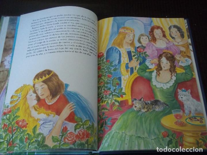 Libros de segunda mano: PRECIOSO TOMO CUENTOS DE LOS HERMANOS GRIMM CON ILUSTRACIONES DE DAGMAR KAMMERER - Foto 8 - 84535532